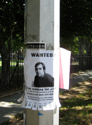 Wanted!Conflux FestivalSeptember 2007